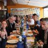 Més de 50 col·legiats i associats de la zona de la costa de Tarragona es van reunir dilluns 16 d'abril a Salou