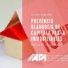 Curs Online – Prevenció Blanqueig de Capitals per a immobiliàries